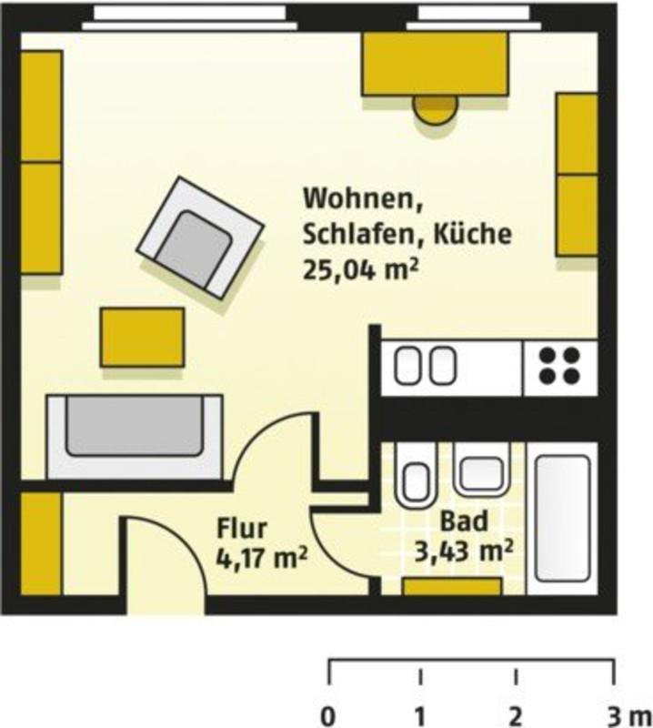 ... ZUKUNFT Wohnungsgenossenschaft eG - WG-Wohnungen in Halle (Saale